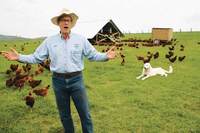 Joel Salatin Polyface Farms